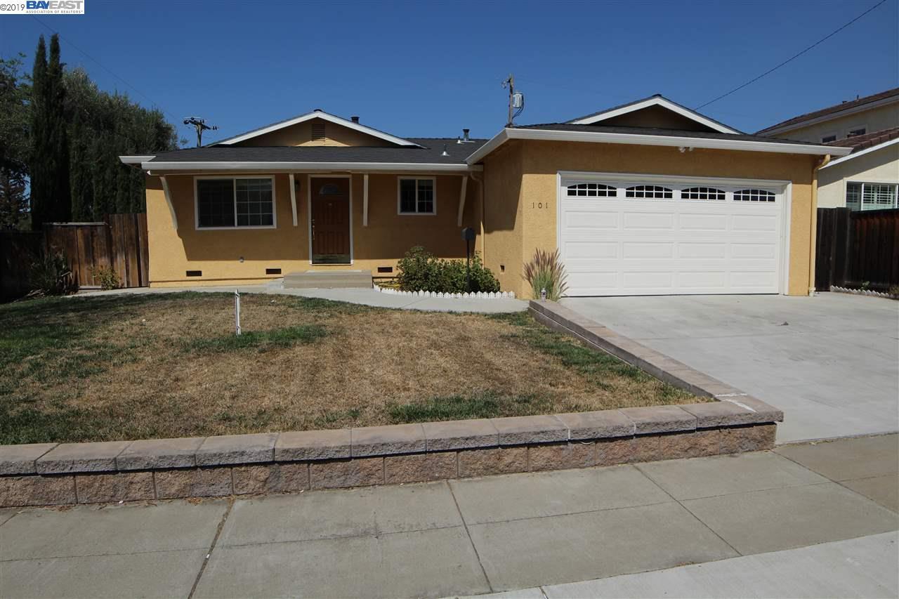 101 Lippert Ave Fremont, CA 94539