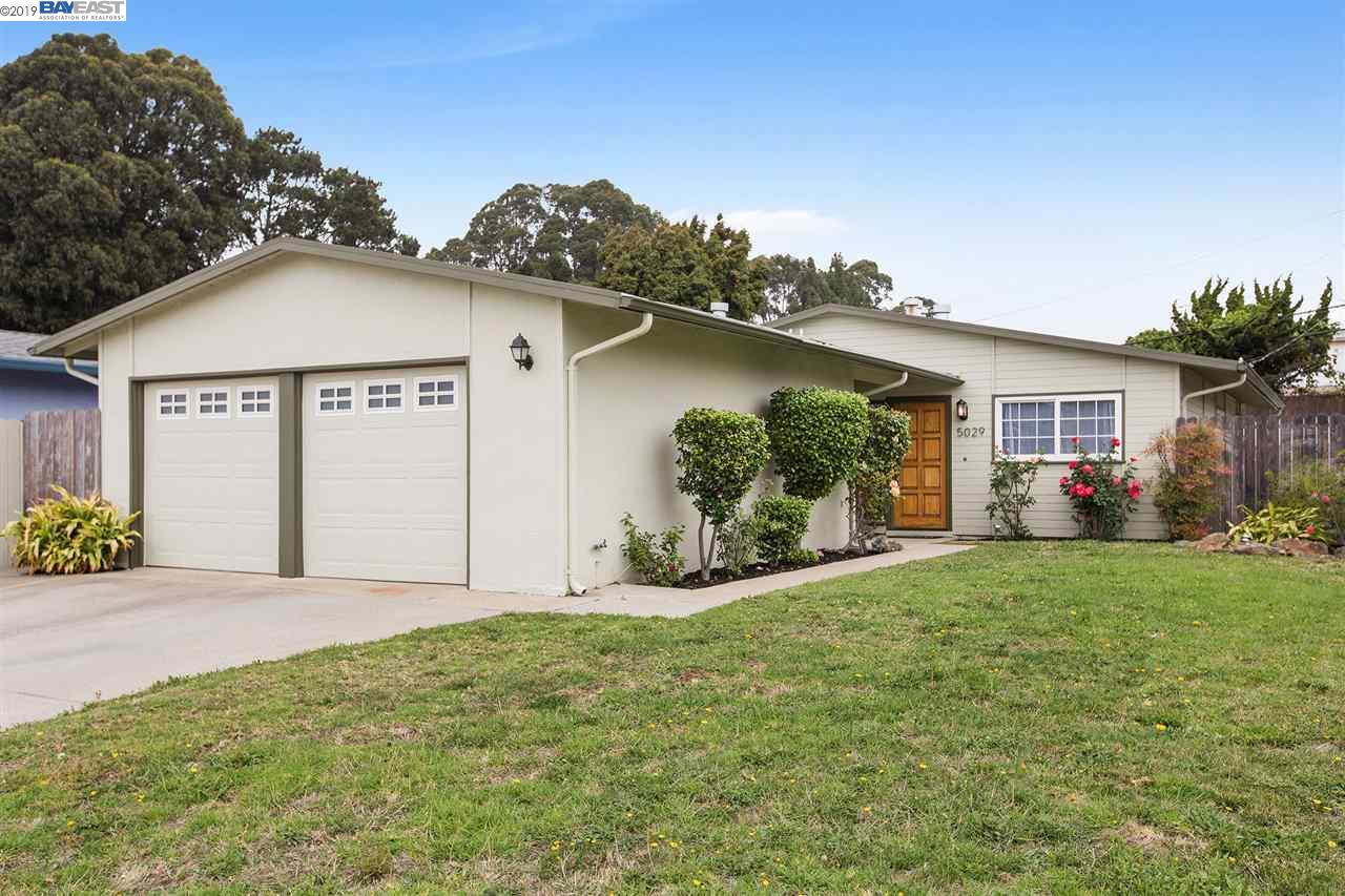 5029 FLEMING AVE., RICHMOND, CA 94804