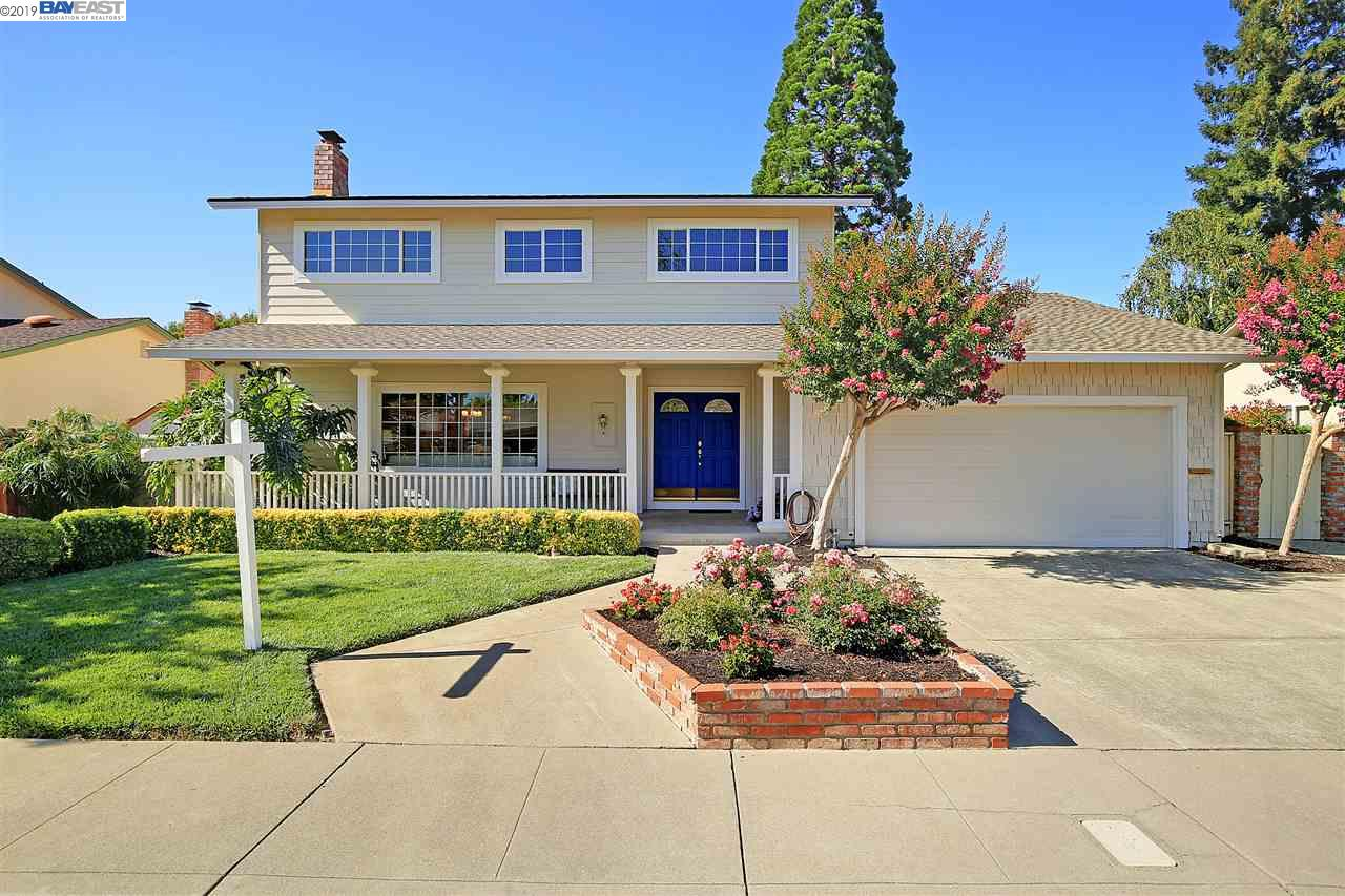 Photo of 1707 Orchard Way, PLEASANTON, CA 94566