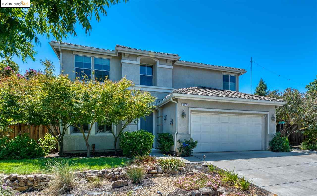 202 Continente Ave, BRENTWOOD, CA 94513