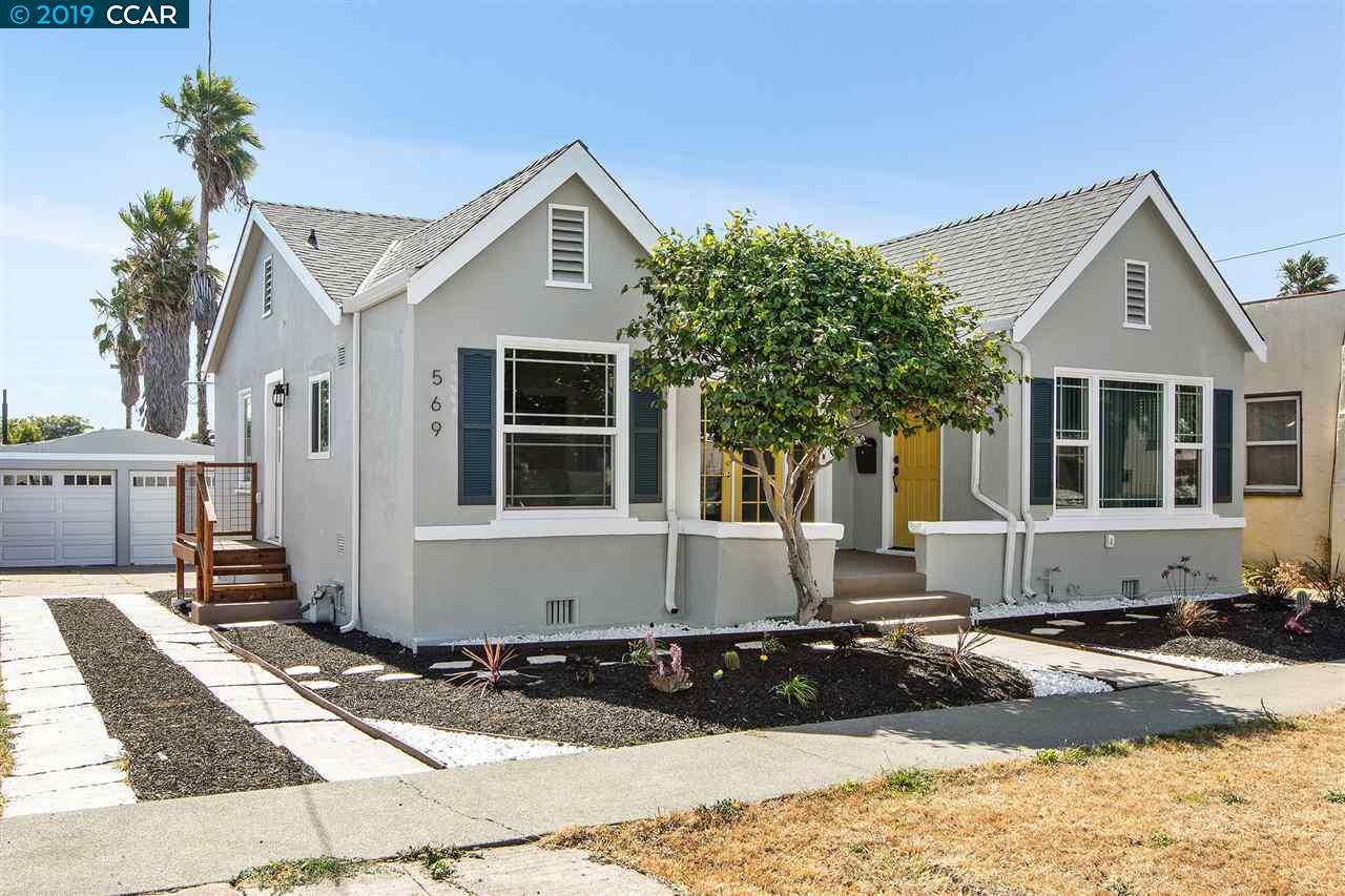 569 MCLAUGHLIN STREET, RICHMOND, CA 94805