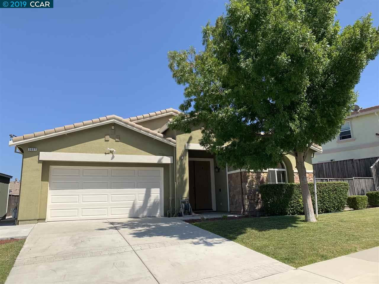 3037 Barranca Dr, BAY POINT, CA 94565