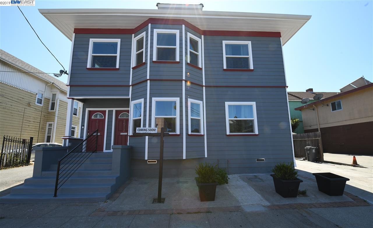 1514 Willow St Alameda, CA 94501