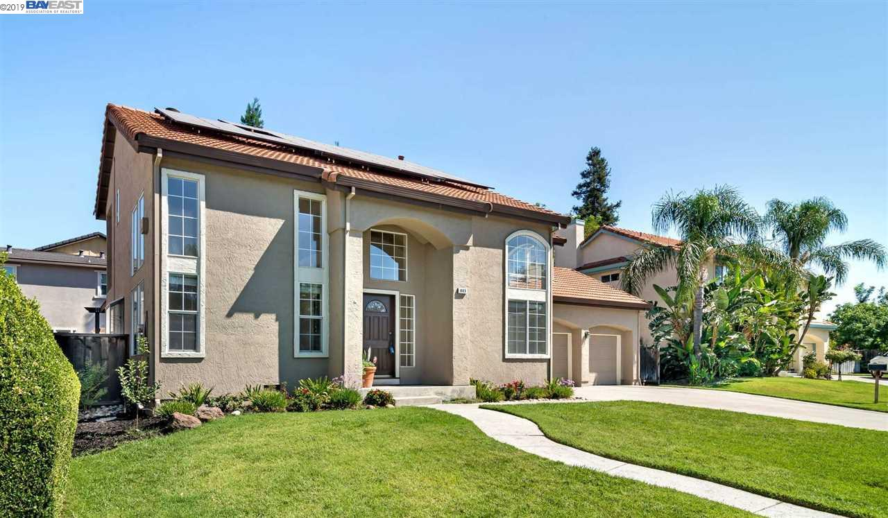 885 Fieldstone Ct, BRENTWOOD, CA 94513