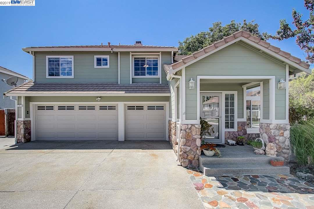 145 Claremont Dr, BRENTWOOD, CA 94513