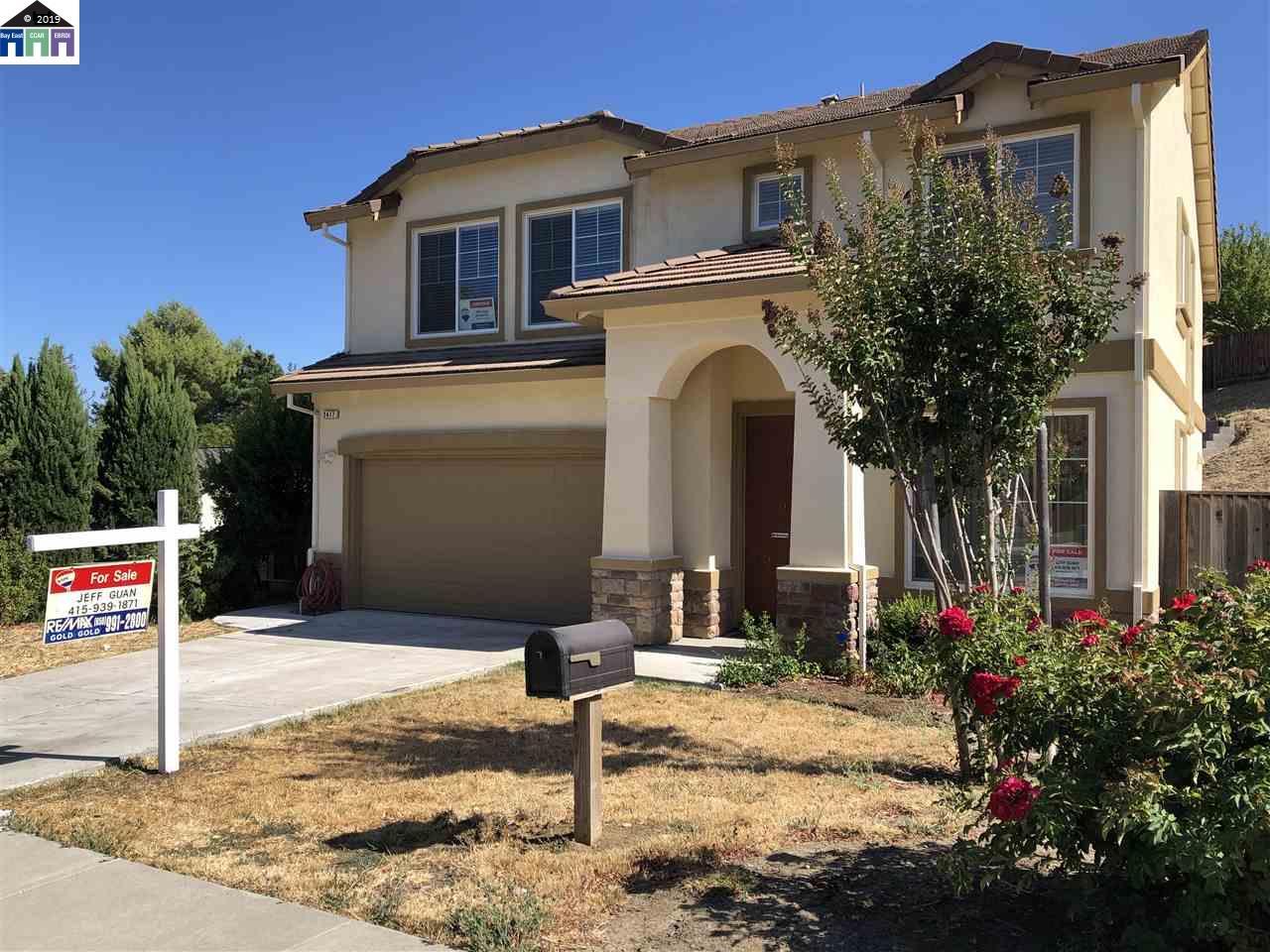 2417 Cambridge Drive, ANTIOCH, CA 94509