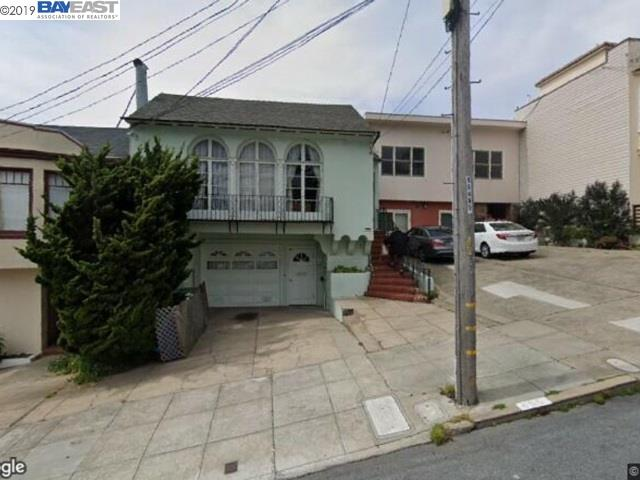 659 45th Ave San Francisco, CA 94121