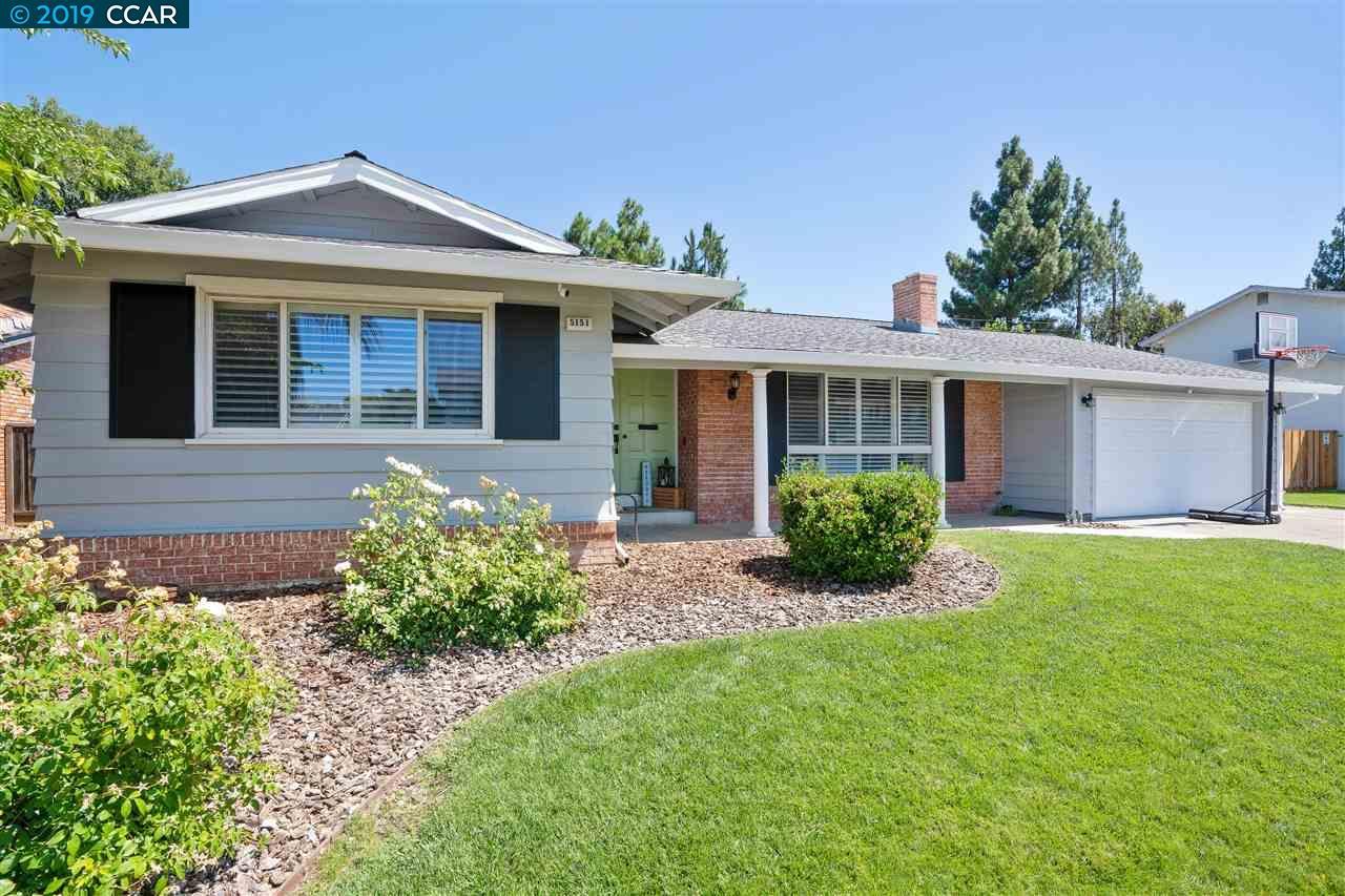 5151 Brookside Lane Concord, CA 94521