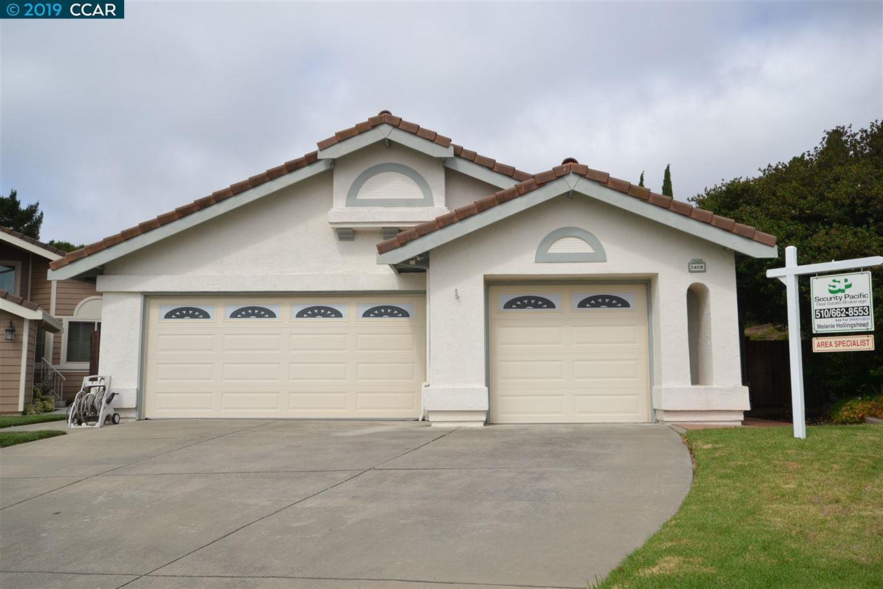 5408 TANDEM LN, RICHMOND, CA 94803