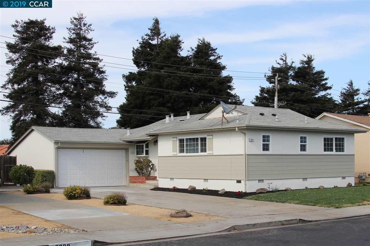 2911 MCKENZIE DR, RICHMOND, CA 94806