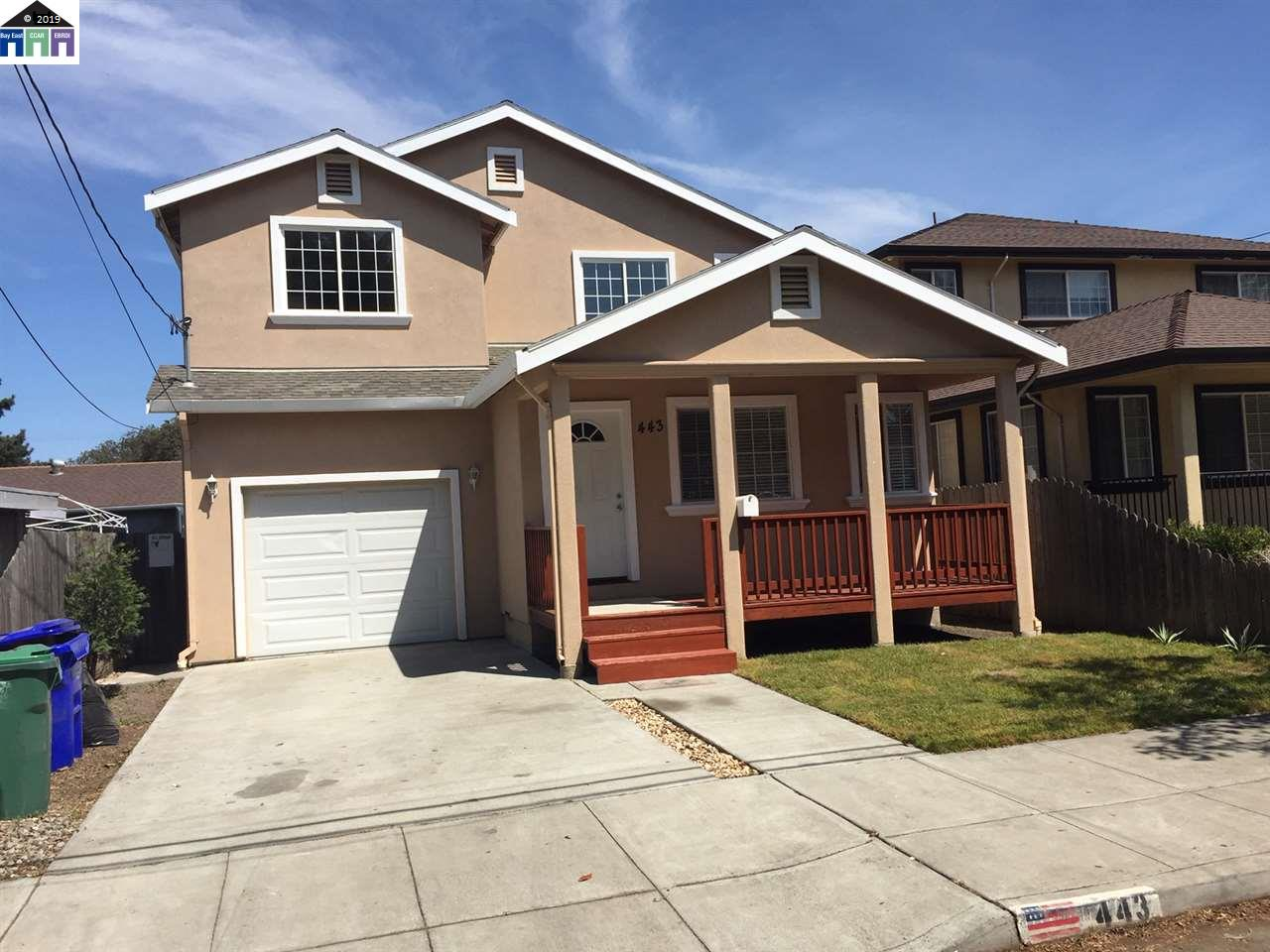 443 ALAMO AVE, RICHMOND, CA 94801