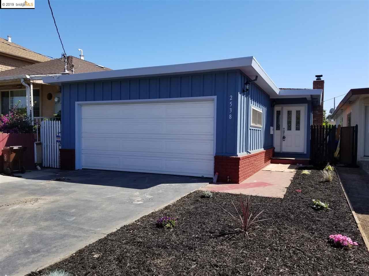 2538 CLINTON AVE, RICHMOND, CA 94804