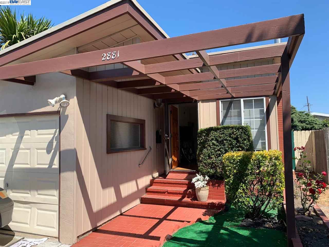 2881 GARVIN AVE, RICHMOND, CA 94804