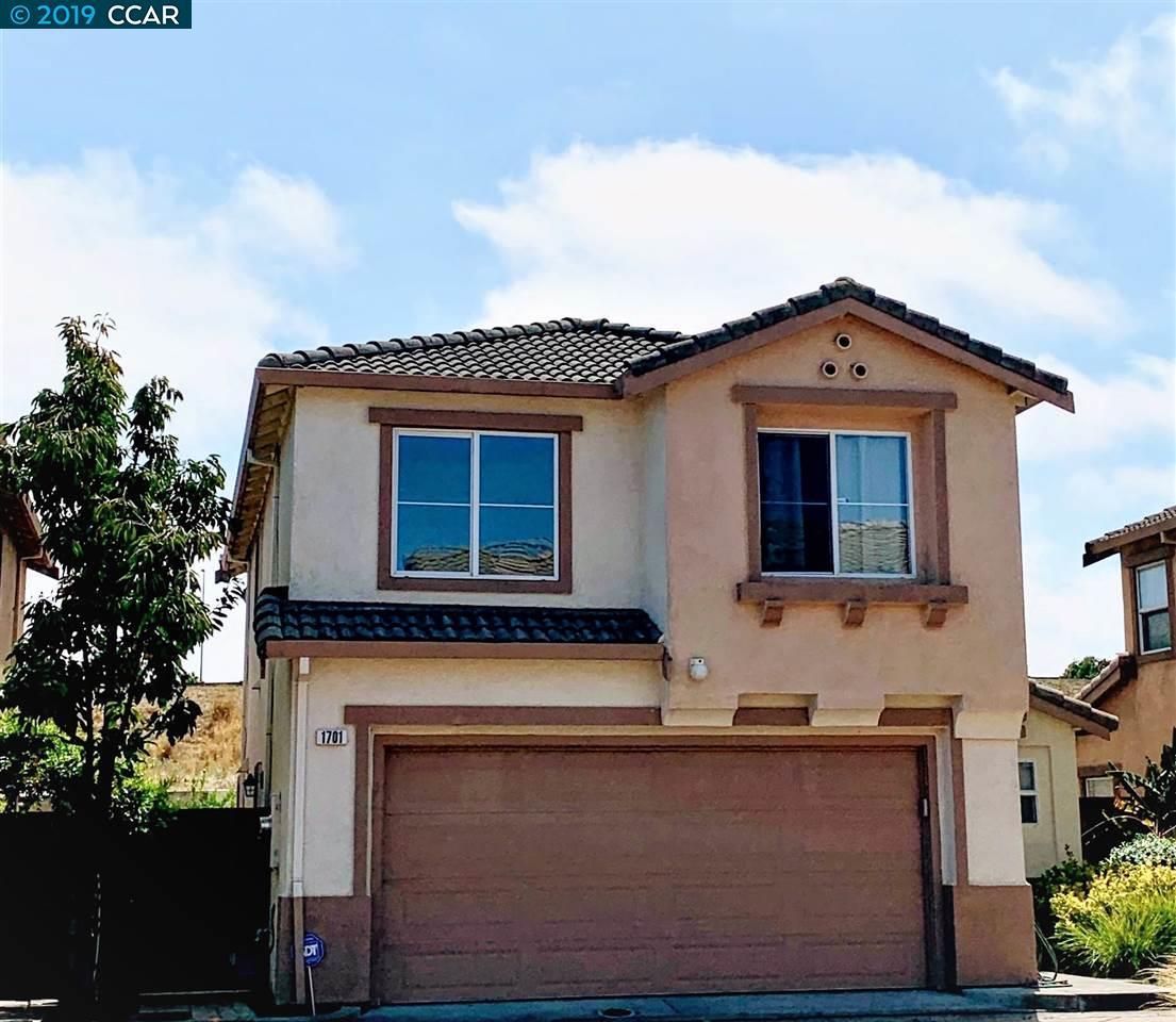 1701 LARKSPUR PLACE, RICHMOND, CA 94806