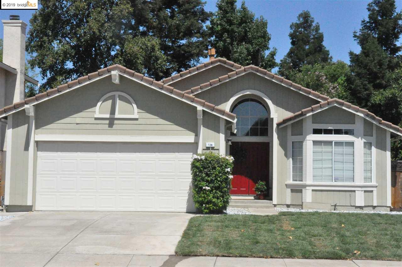 738 Valley Green, BRENTWOOD, CA 94513