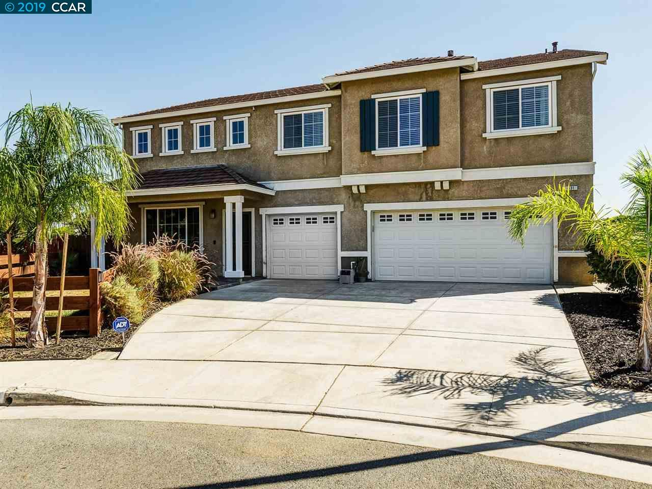 531 Silver Saddle Dr, PITTSBURG, CA 94565