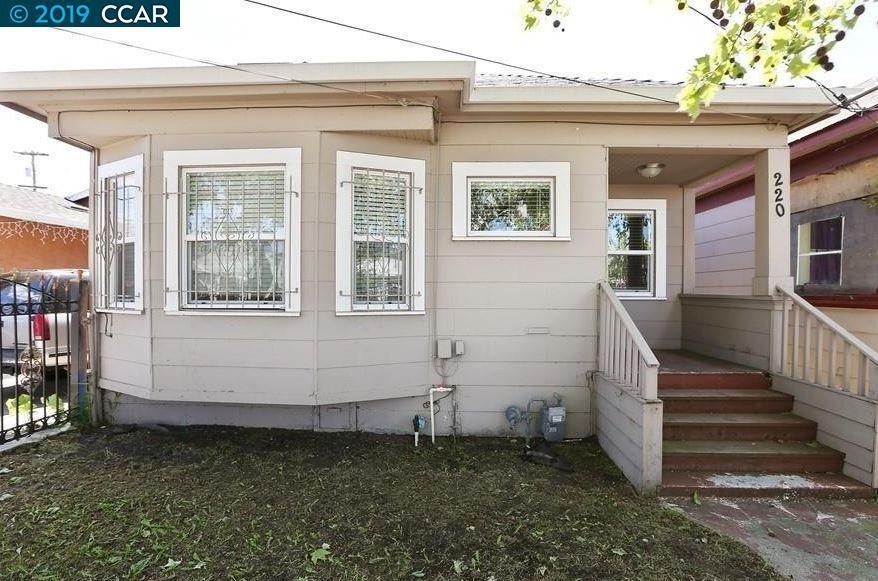 220 CHANSLOR AVE, RICHMOND, CA 94801