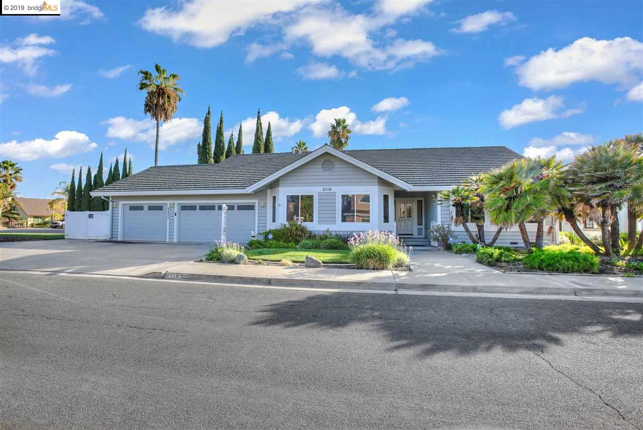 2116 Sand Point Rd, DISCOVERY BAY, CA 94505