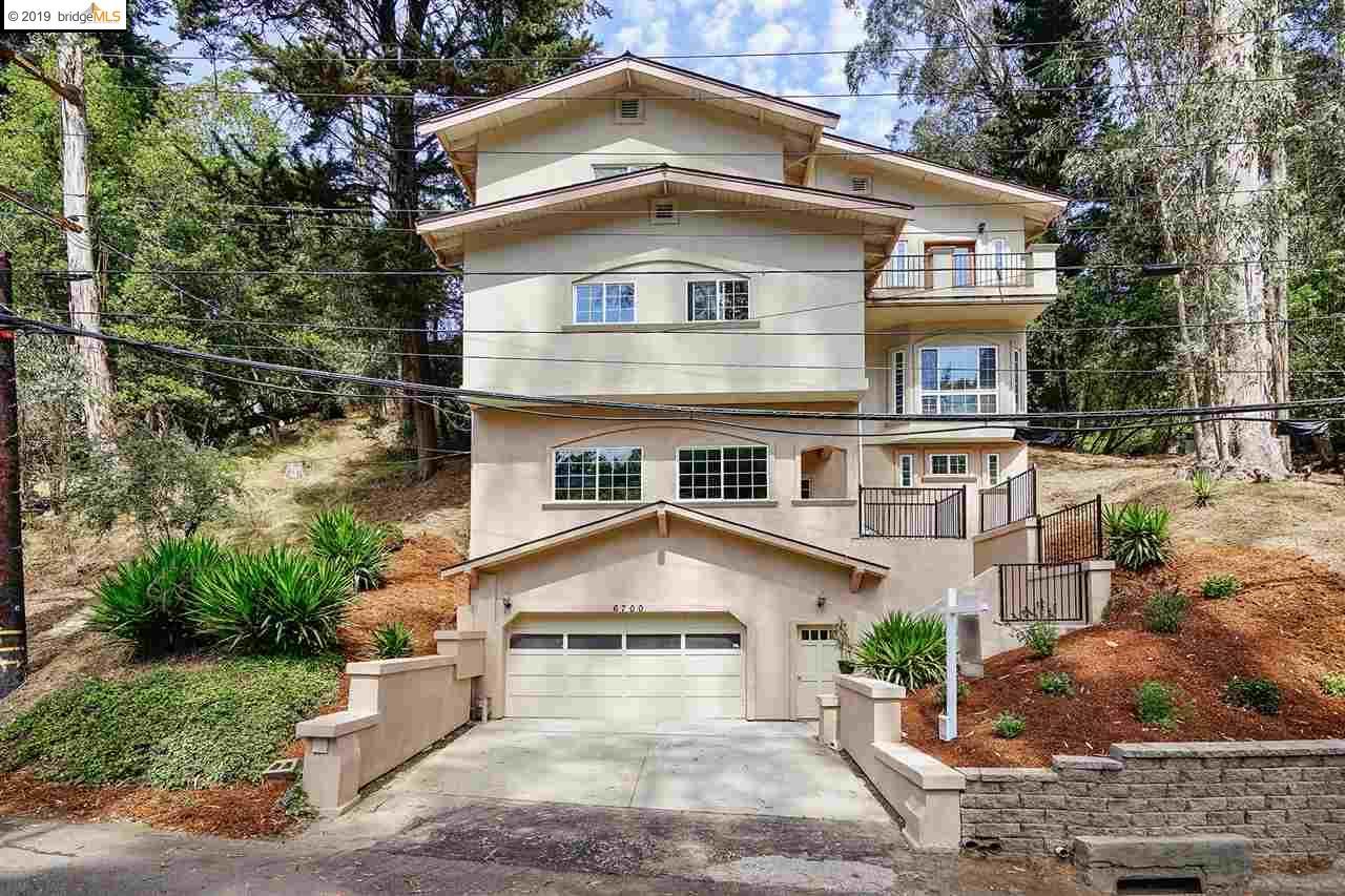 6700 Moore Dr Oakland, CA 94611
