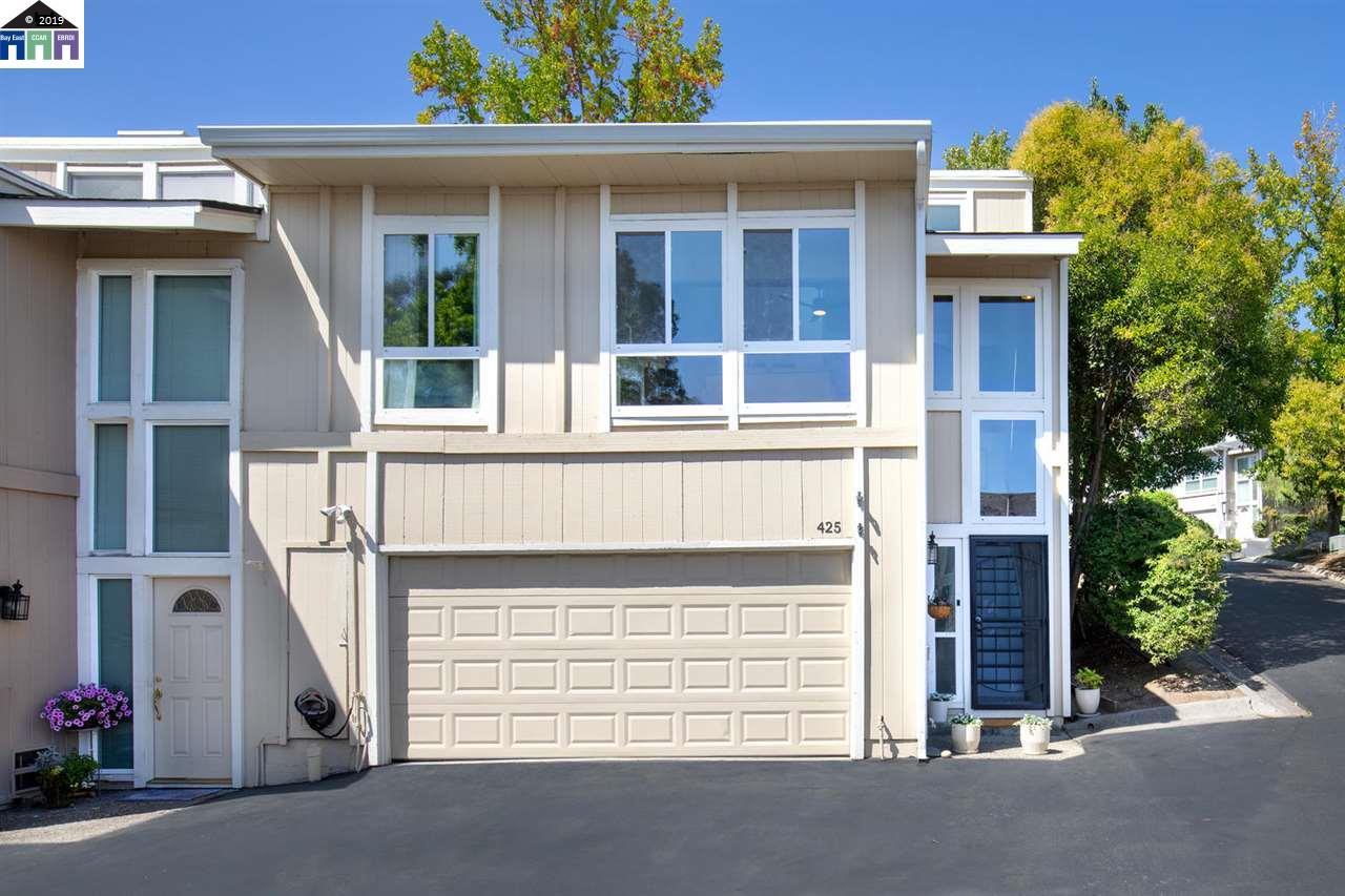425 Ridgeview Dr Pleasant Hill, CA 94523-1027