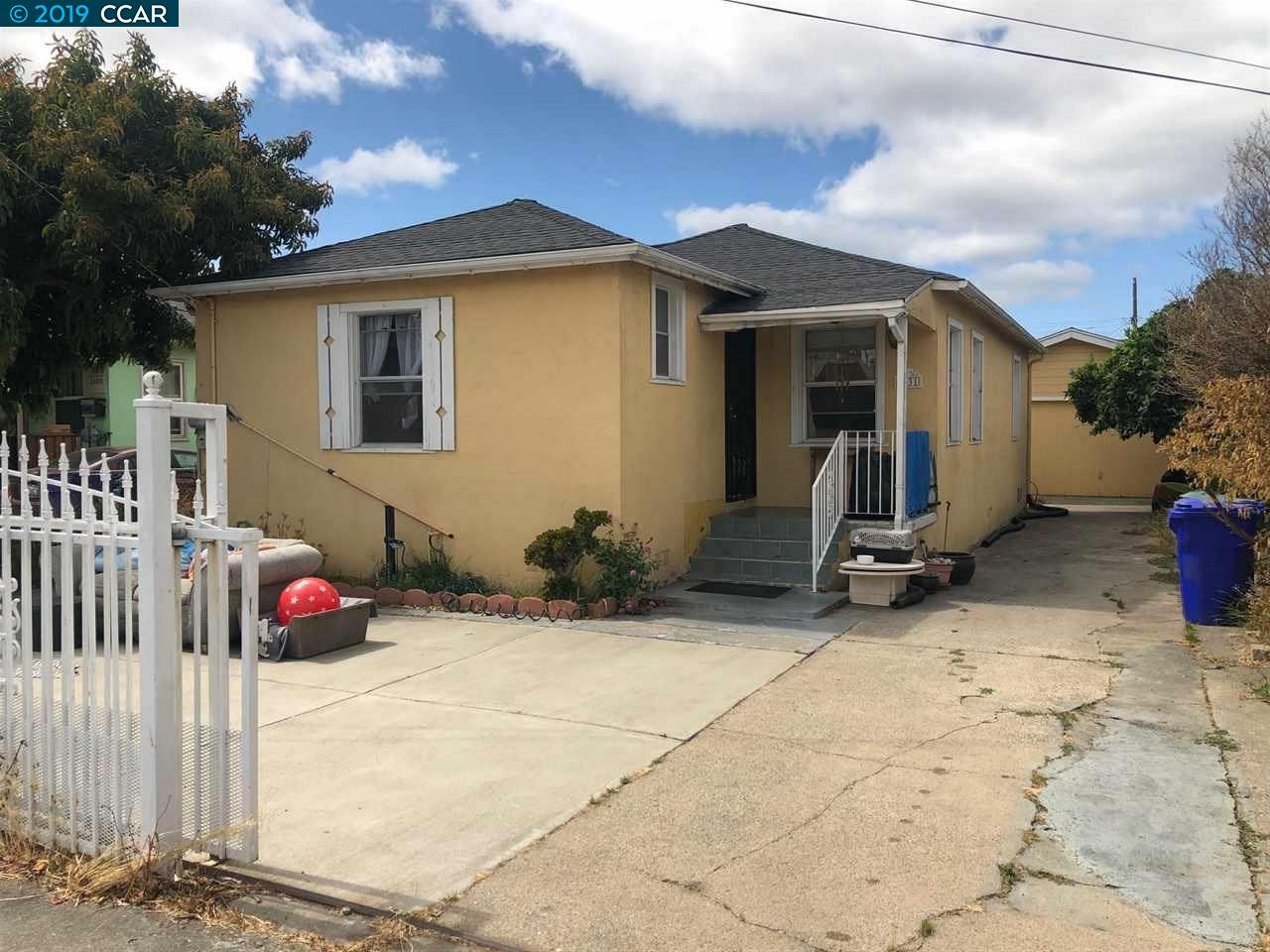 Property for sale at 2631 Merritt Ave, San Pablo,  California 94806