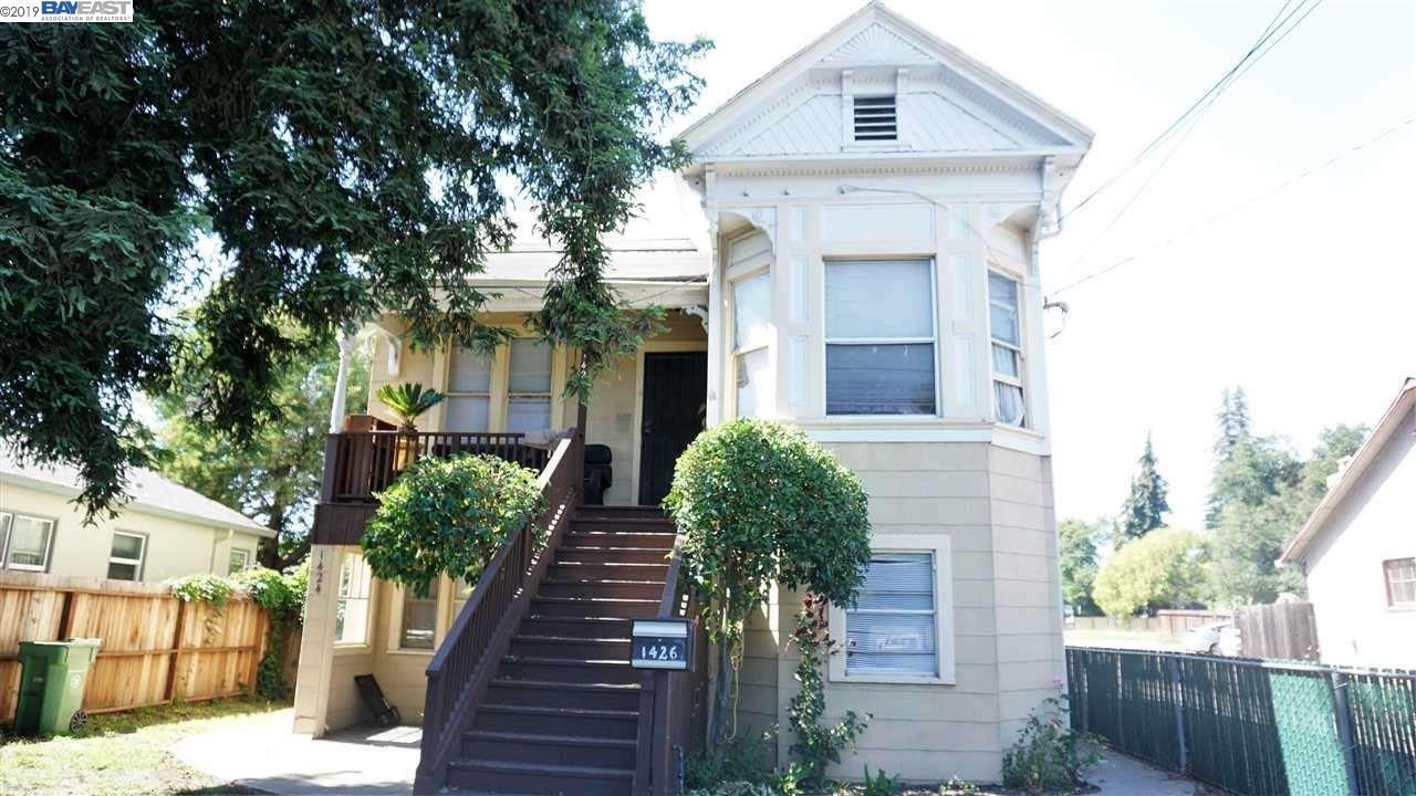 1424 C Street Hayward, CA 94541