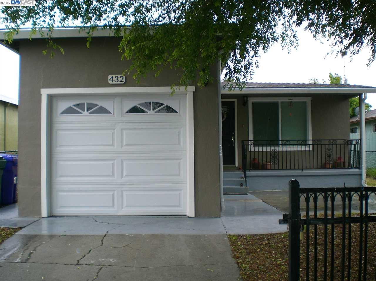 432 S 25 STREET, RICHMOND, CA 94804