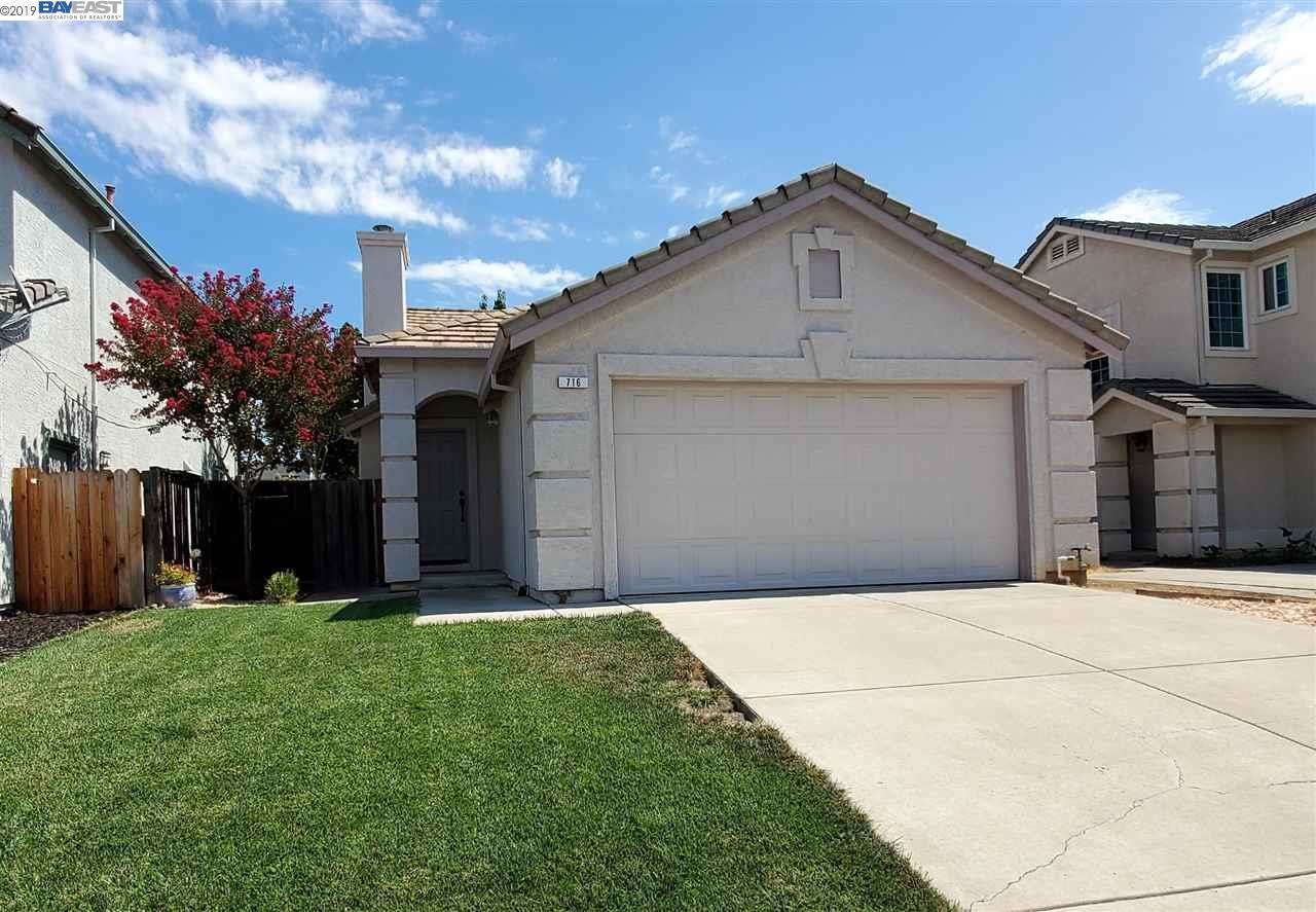 716 Crossridge Ct, BRENTWOOD, CA 94513