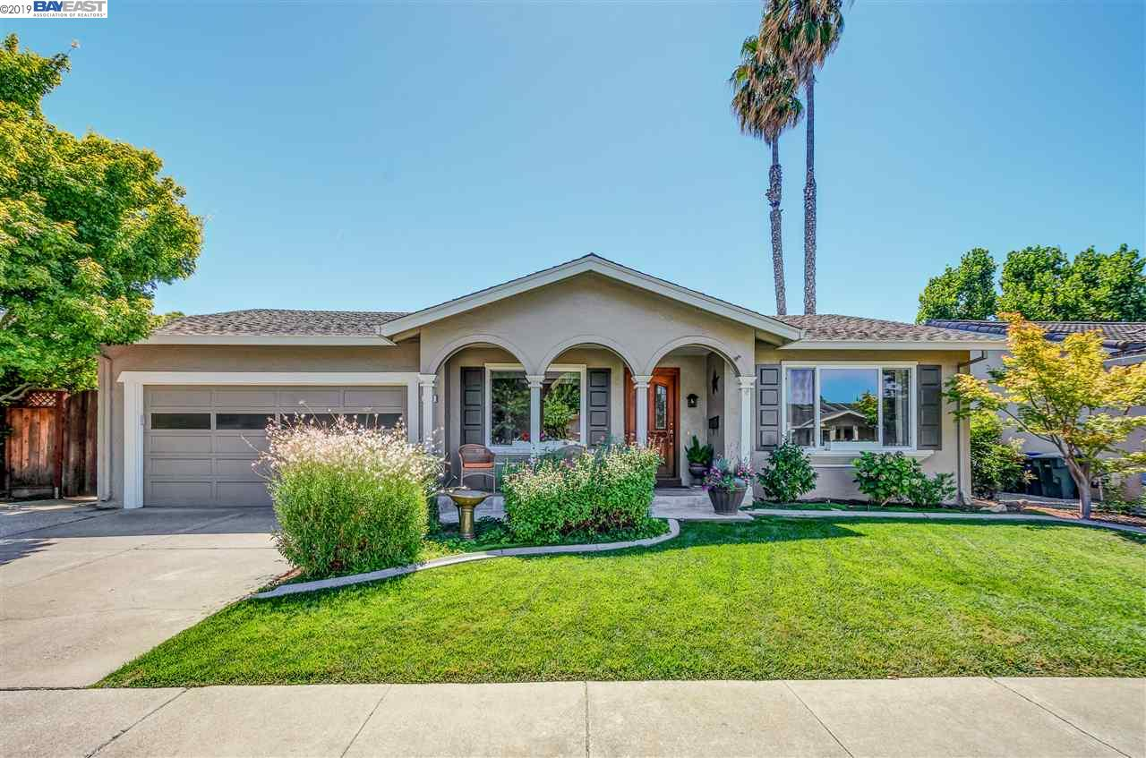 Photo of 5492 Greenfield Way, PLEASANTON, CA 94566