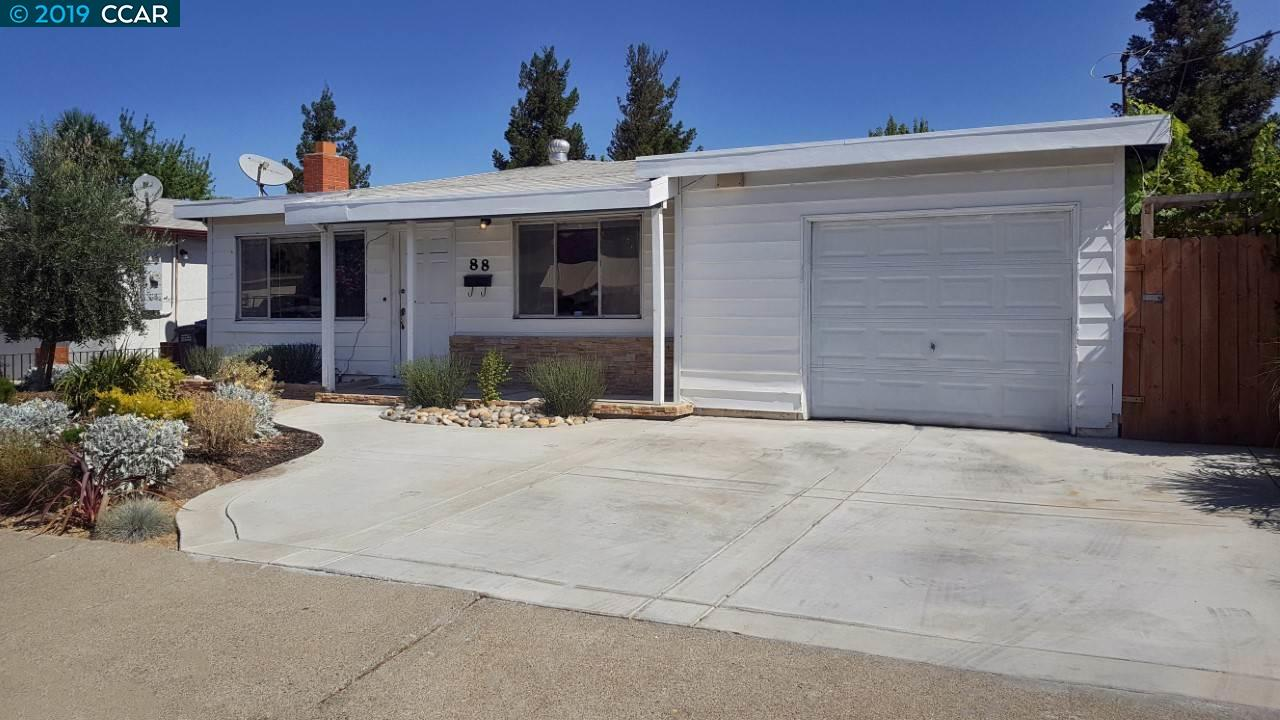 88 Carolyn Dr, PITTSBURG, CA 94565