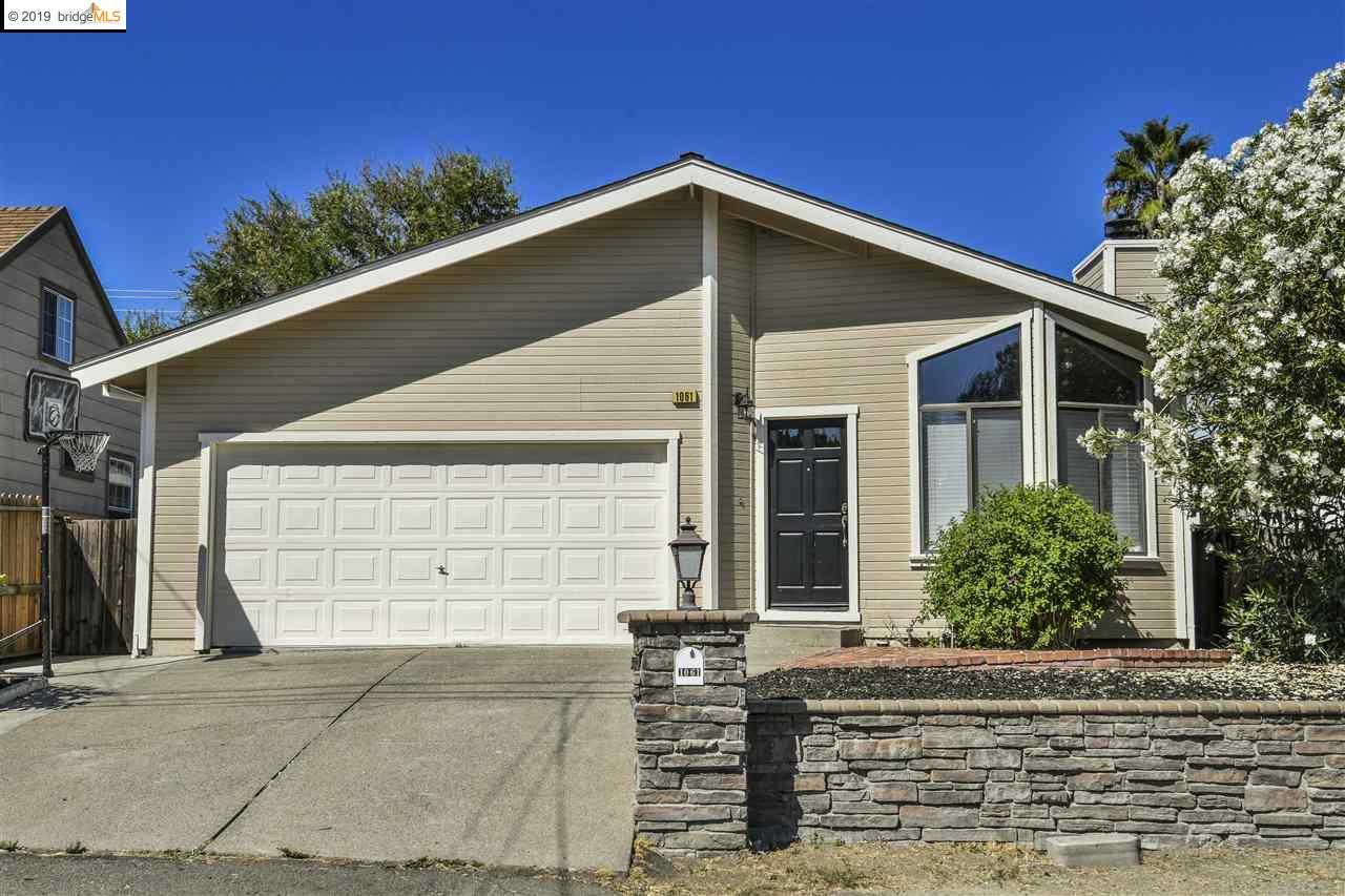 1061 Vine Ave Martinez, CA 94553