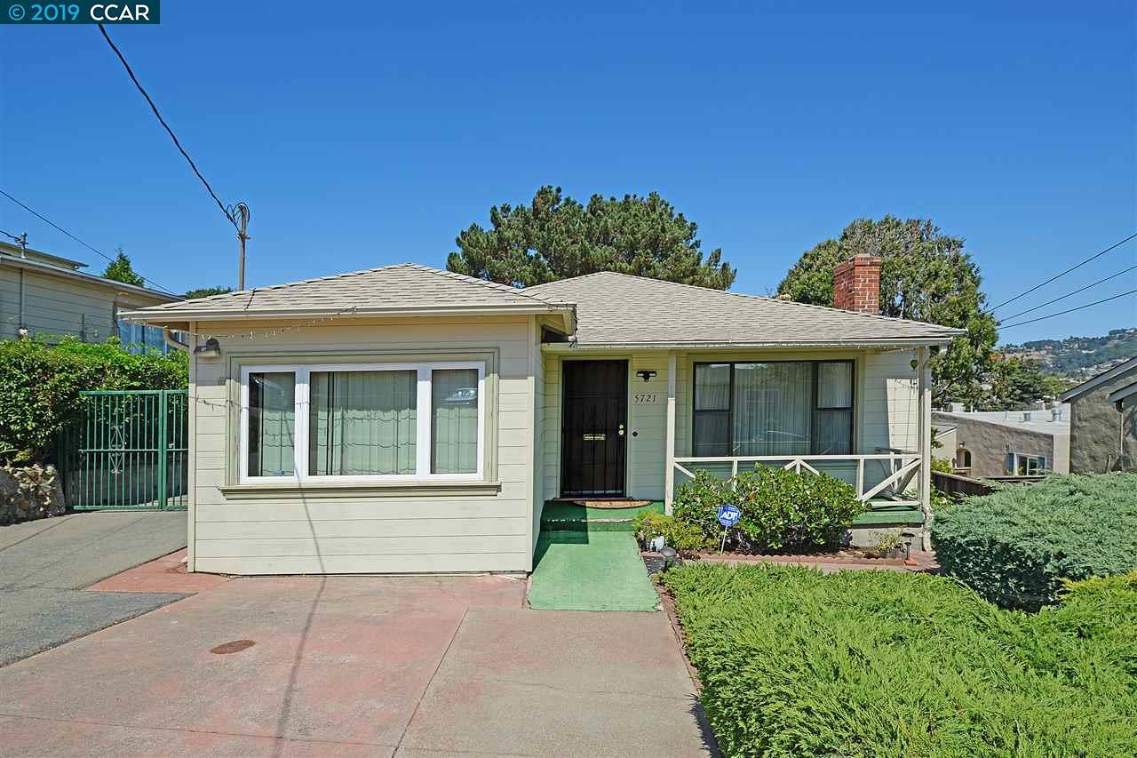 5721 SAN JOSE AVE., RICHMOND, CA 94804