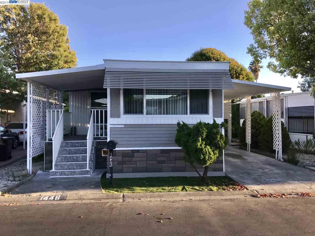 1446 Alcazar Ave Hayward, CA 94544