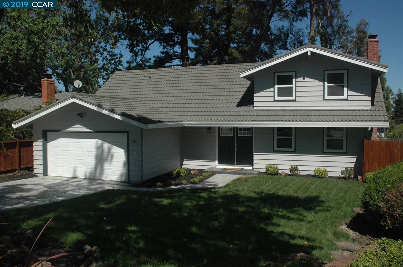 10 Greyfell Pl Pleasant Hill, CA 94523