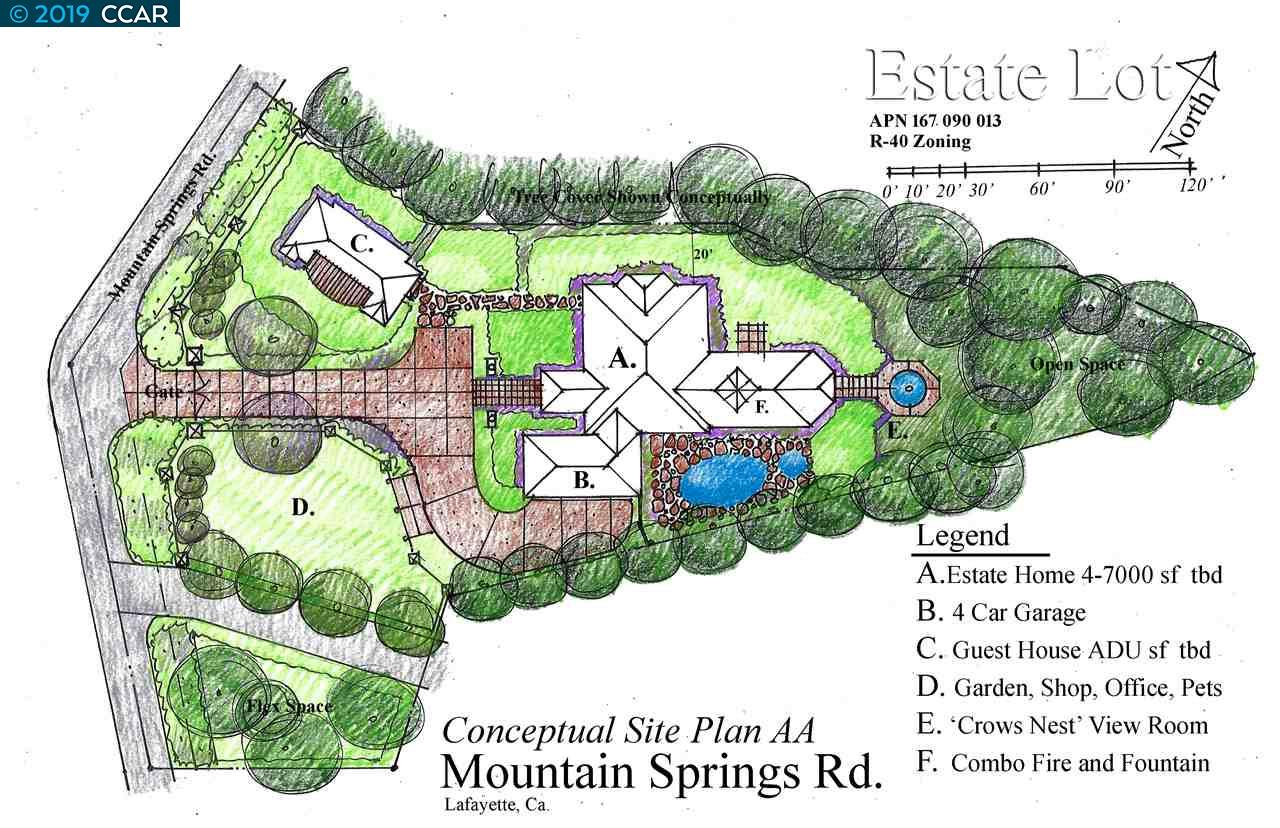 Mountain Spring Rd Lafayette, CA 94549