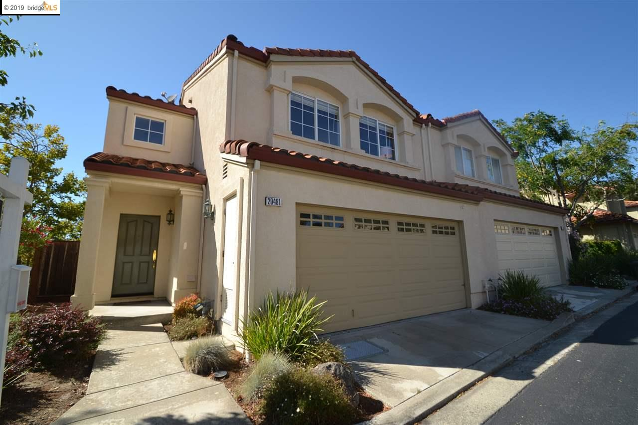 Detail Gallery Image 1 of 1 For 20481 Summercrest Dr, Castro Valley, CA 94552 - 3 Beds | 2/1 Baths