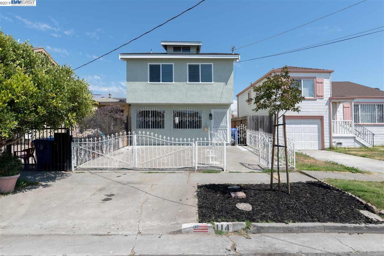 114 S 17TH STREET, RICHMOND, CA 94804