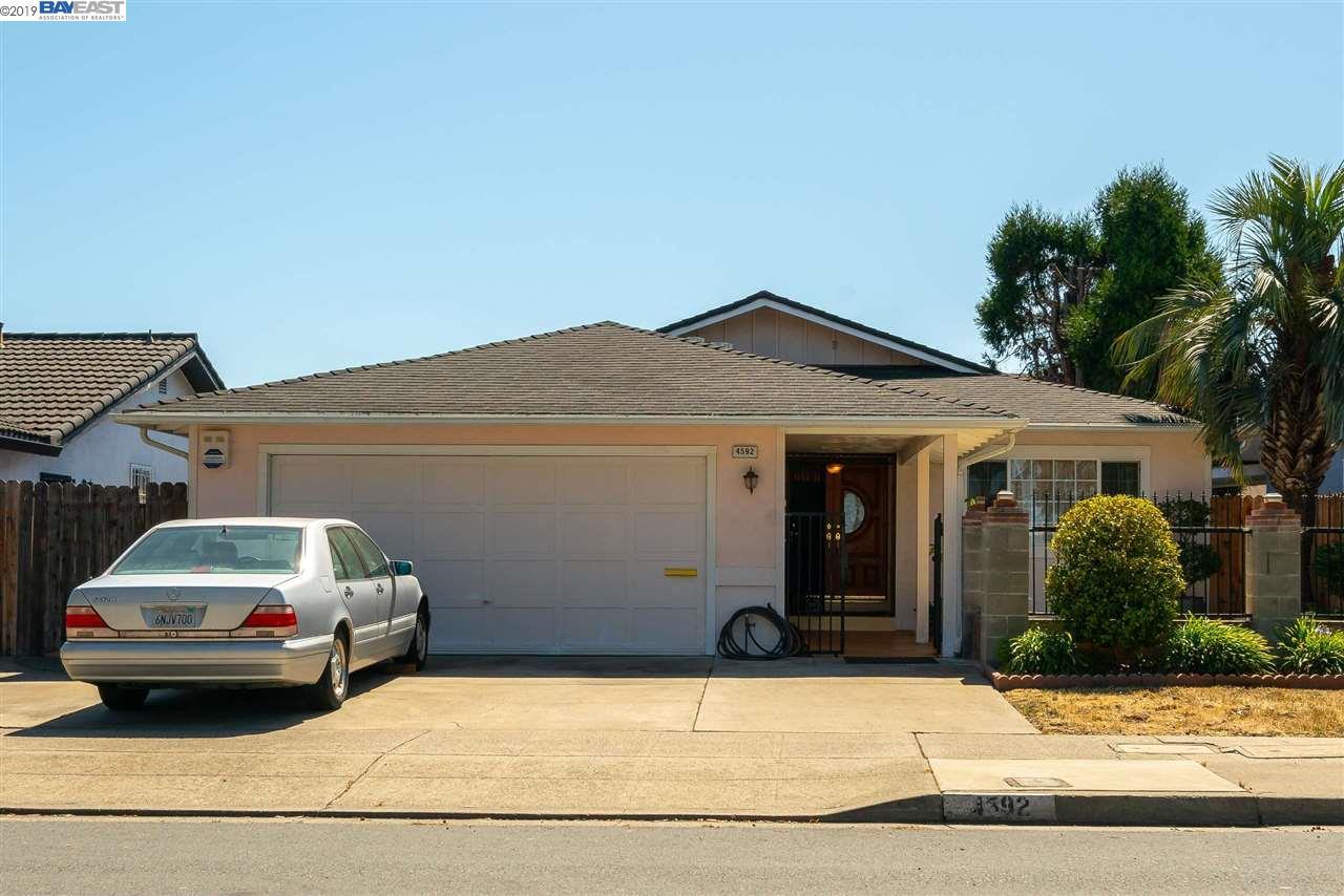 4592 BERK AVE, RICHMOND, CA 94804