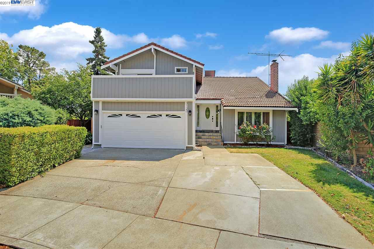 Photo of 3120 Cranwood Ct, PLEASANTON, CA 94588