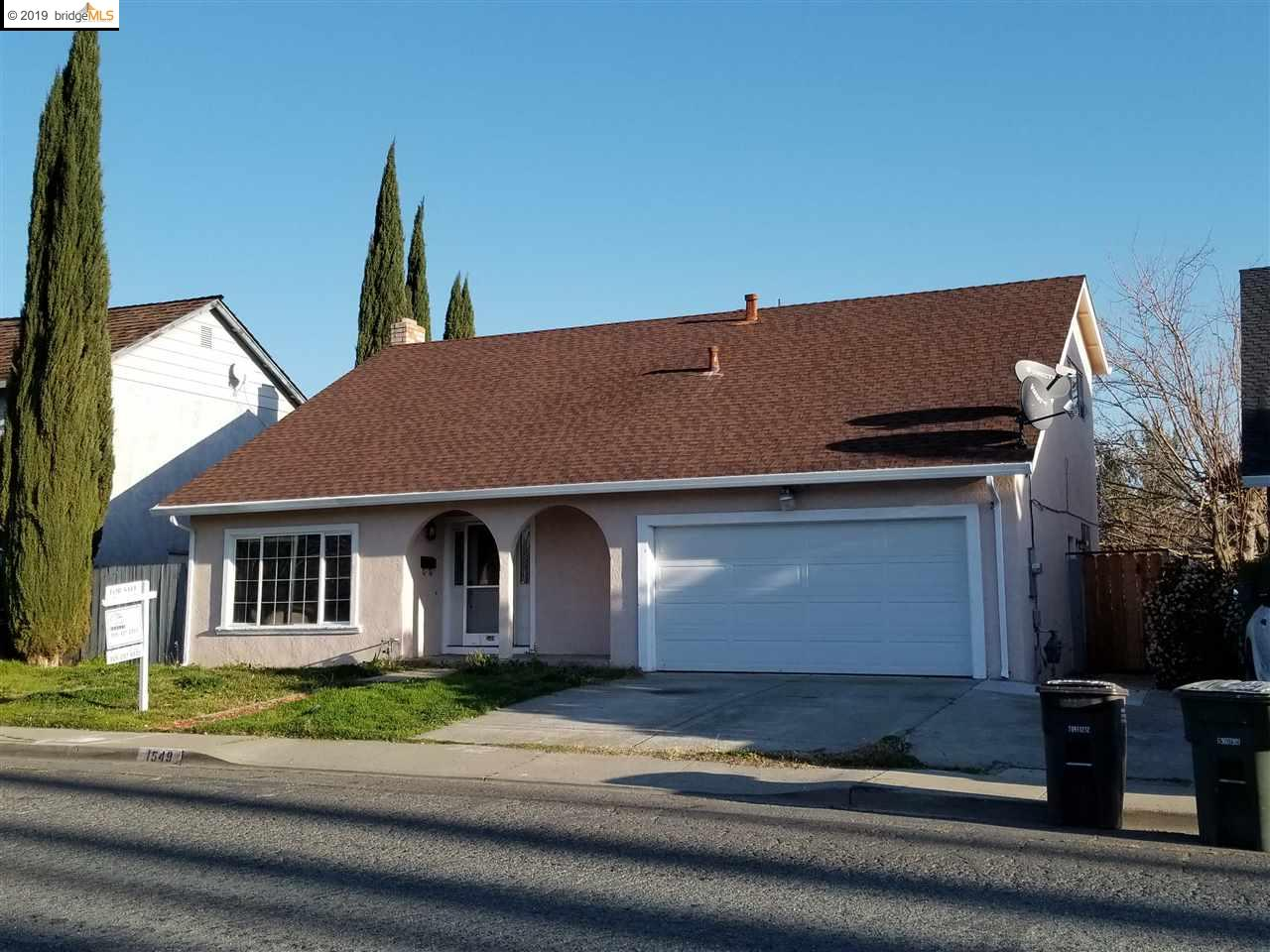 1549 Woodland Dr Pittsburg, CA 94565