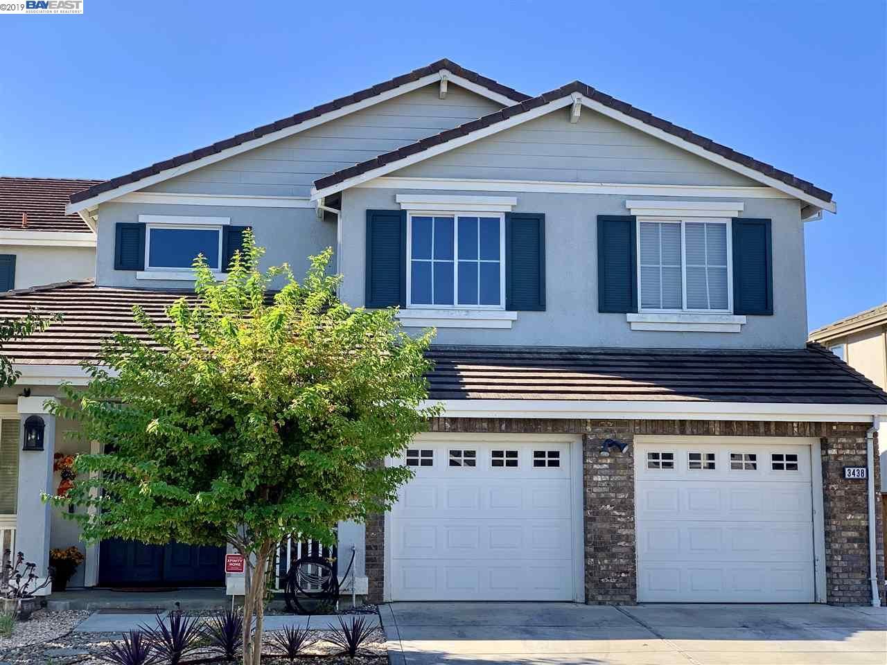 3438 Keystone Loop, DISCOVERY BAY, CA 94505