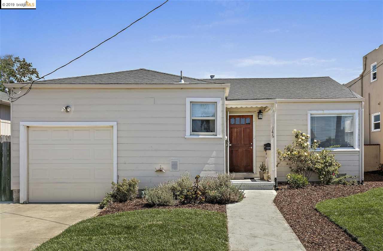 946 33RD ST, RICHMOND, CA 94804