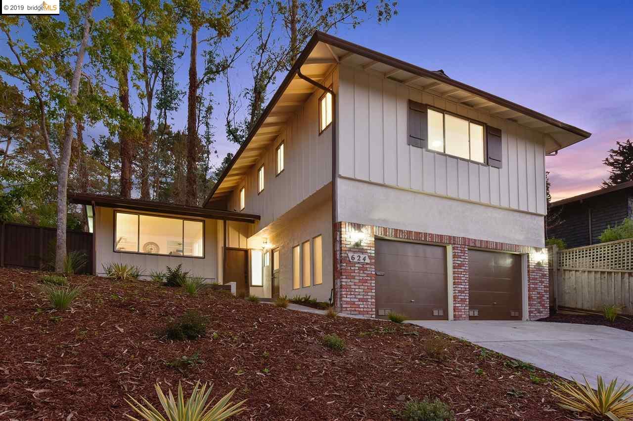 624 Parkside Ct Kensington, CA 94708