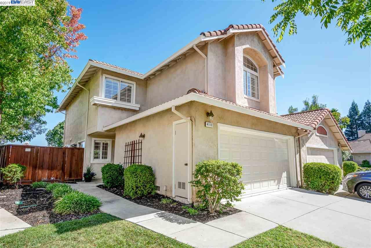 4113 Garibaldi Pl Pleasanton, CA 94566