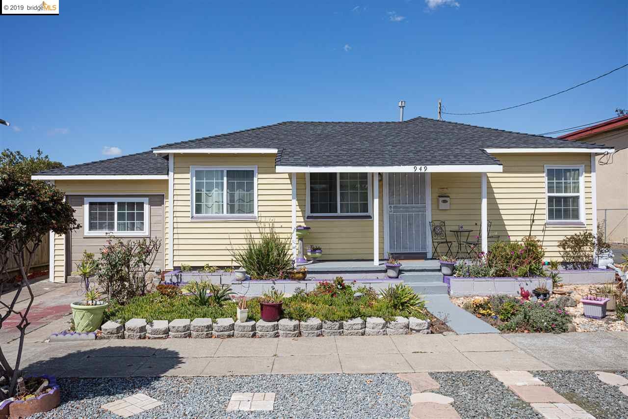 949 S 45TH ST, RICHMOND, CA 94804