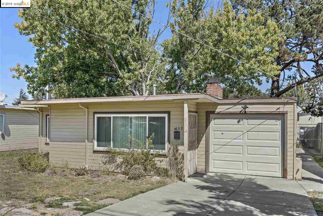4653 Canyon Rd El Sobrante, CA 94803