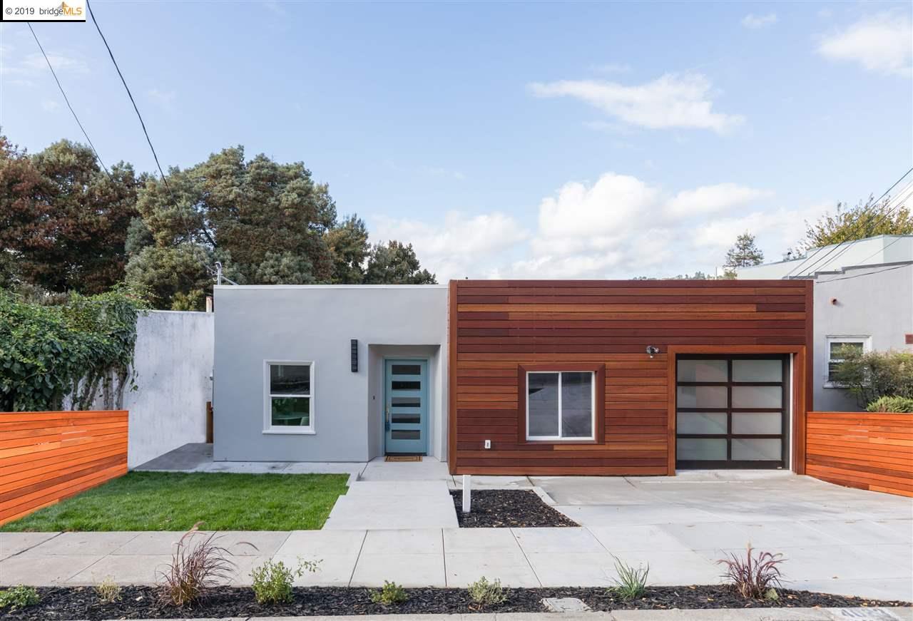 4023 Balfour Avenue Oakland, CA 94610