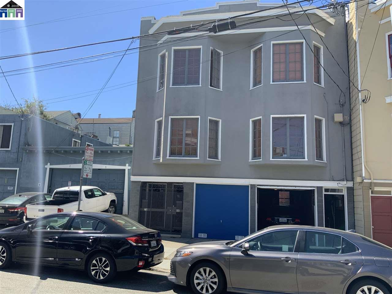 68-70 San Jose Ave San Francisco, CA 94110