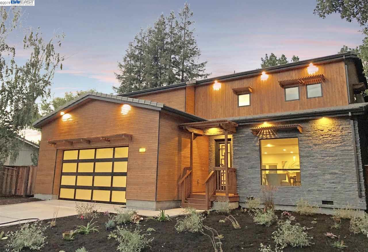 1846 Lynvale Ln Walnut Creek, CA 94597