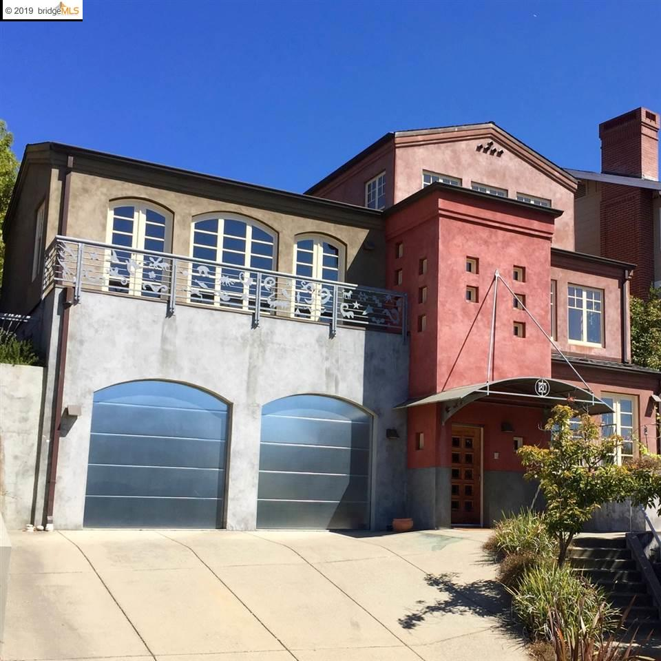 Photo of 180 Beechwood Dr, OAKLAND, CA 94618